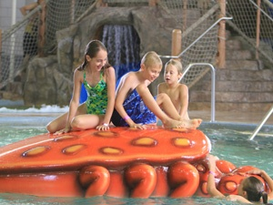 facility rentals pool parties