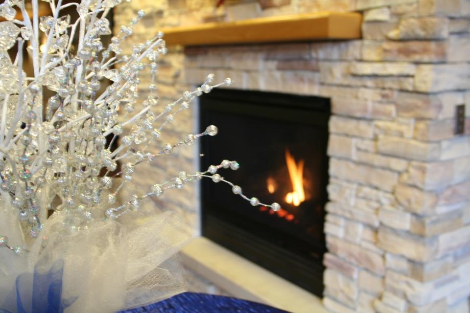 Fireside Lounge (included with Shoreview Room rental)